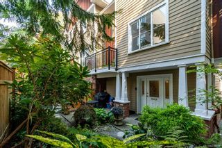 Photo 3: 3 331 Oswego St in : Vi James Bay Row/Townhouse for sale (Victoria)  : MLS®# 879237