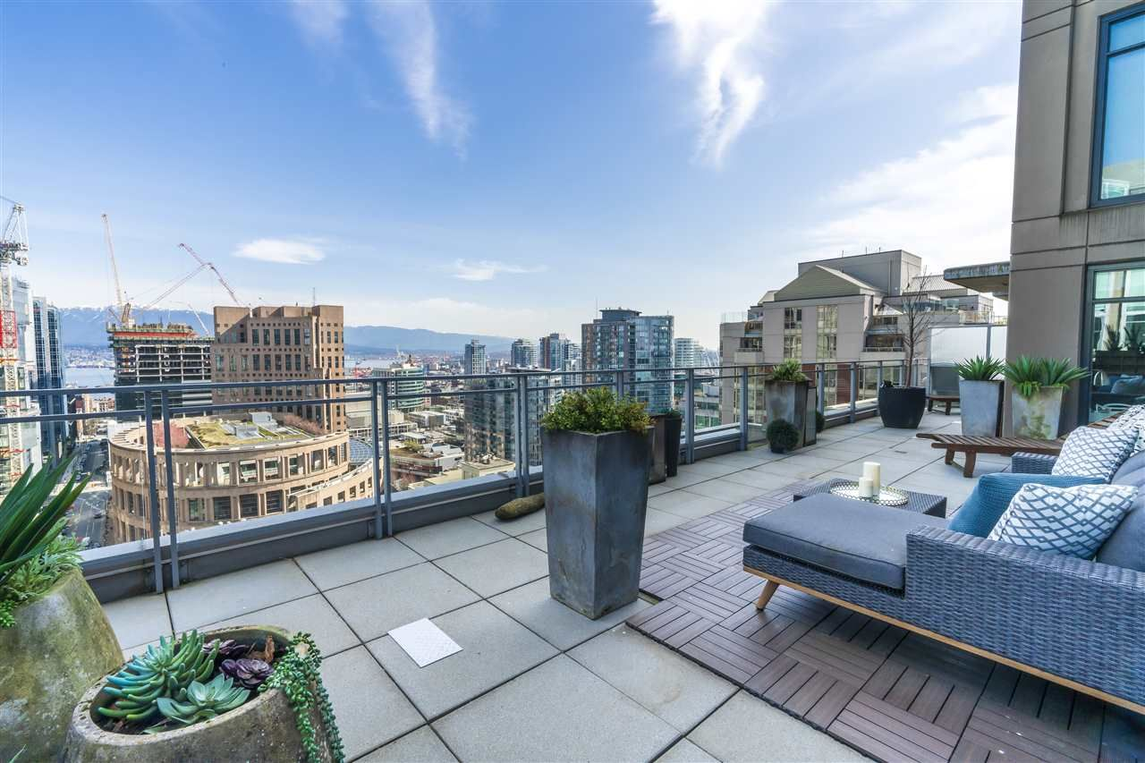 """Main Photo: 2802 888 HOMER Street in Vancouver: Downtown VW Condo for sale in """"The Beasley"""" (Vancouver West)  : MLS®# R2560630"""