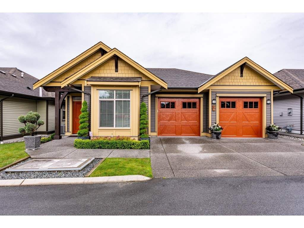 """Main Photo: 118 45900 SOUTH SUMAS Road in Chilliwack: Sardis East Vedder Rd House for sale in """"Evergreens at Ensley"""" (Sardis)  : MLS®# R2464044"""
