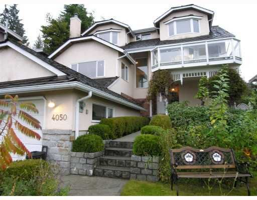 Main Photo: 4050 ST.PAULS in North Vancouver: House for sale (West Vancouver)  : MLS®# V785183
