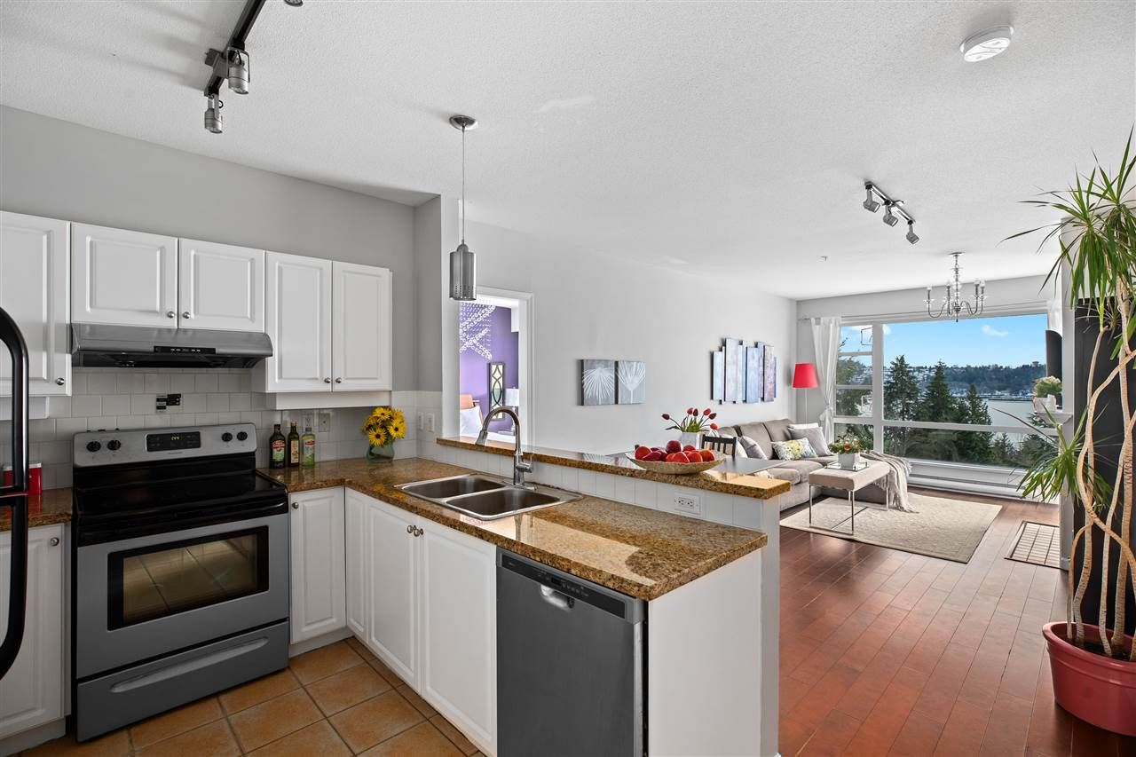 """Main Photo: 421 3629 DEERCREST Drive in North Vancouver: Roche Point Condo for sale in """"RAVEN WOODS - DEERFIELD-BY-THE-SEA"""" : MLS®# R2429689"""