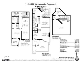 """Photo 39: 112 1228 MARINASIDE Crescent in Vancouver: Yaletown Townhouse for sale in """"CRESTMARK TWO"""" (Vancouver West)  : MLS®# R2609397"""