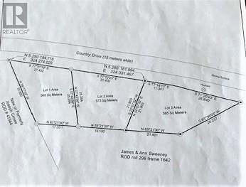 Main Photo: 11 COUNTRY Drive in TORBAY: Vacant Land for sale : MLS®# 1228433