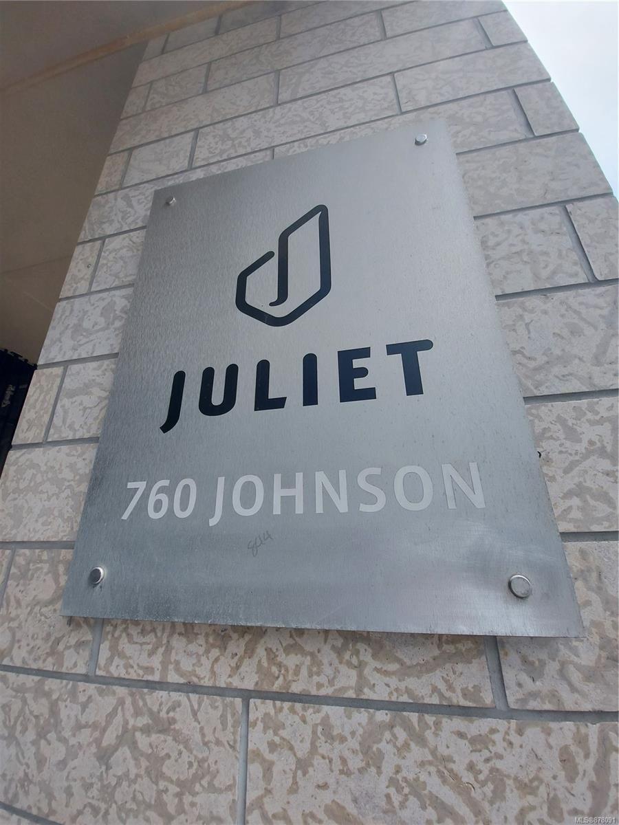 Main Photo: 601 760 Johnson St in : Vi Downtown Condo for sale (Victoria)  : MLS®# 878091