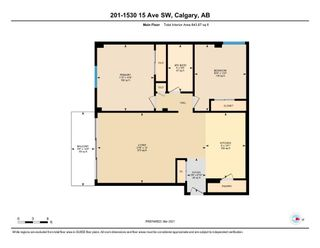 Photo 25: 201 1530 15 Avenue SW in Calgary: Sunalta Apartment for sale : MLS®# A1084372