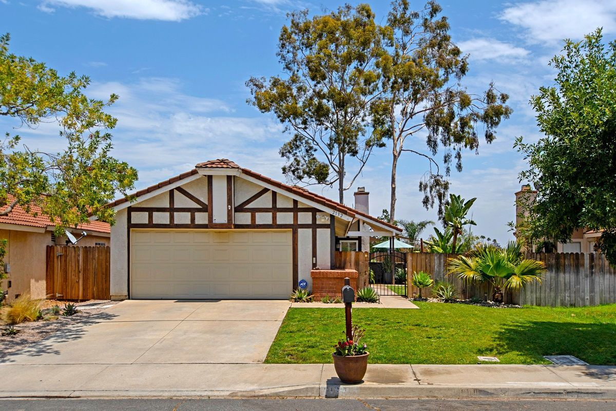 Welcome to your new home located in a wonderful neighborhood with an attached 2 car garage.