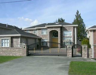Main Photo: 8711 PIGOTT RD in Richmond: Saunders House for sale : MLS®# V592096