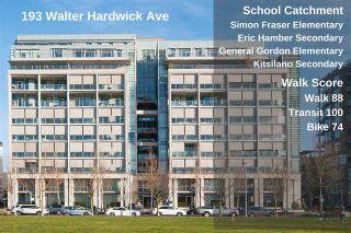 """Photo 40: 193 WALTER HARDWICK Avenue in Vancouver: False Creek Condo for sale in """"BRIDGE"""" (Vancouver West)  : MLS®# R2512536"""