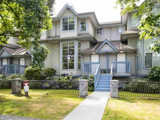 Photo 1: 47 19034 MCMYN ROAD in Pitt Meadows: Mid Meadows Townhouse for sale : MLS®# R2100043