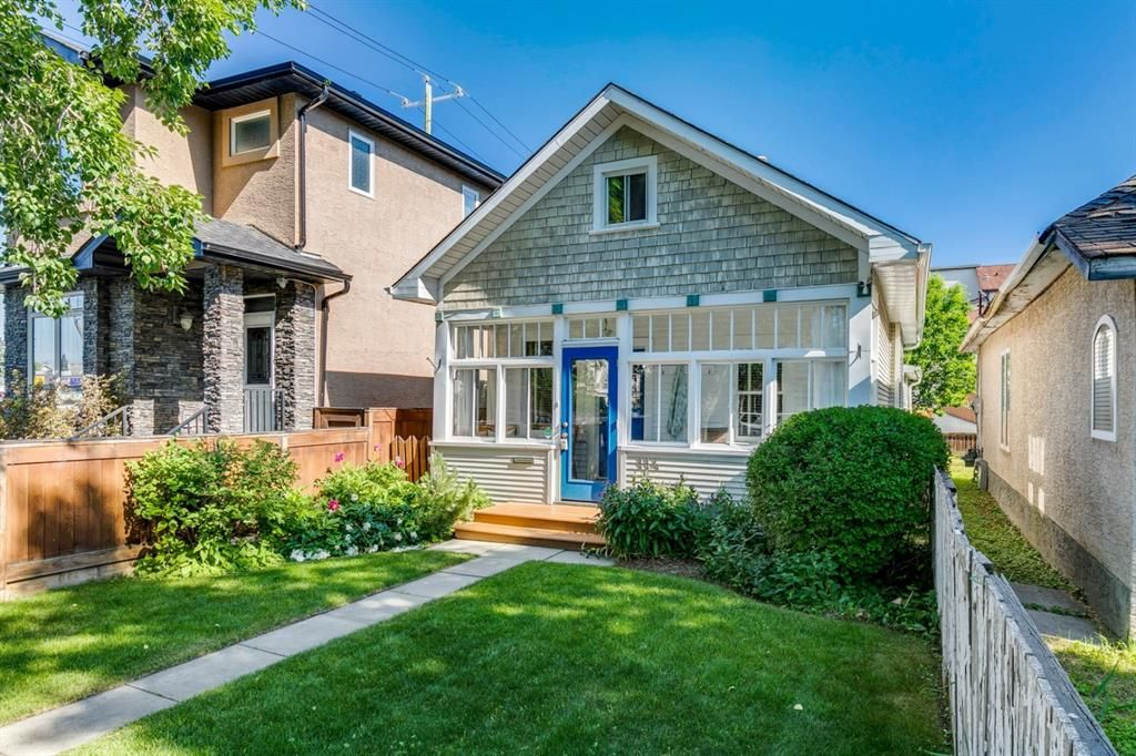 Charming character home in the heart of inner city Calgary!