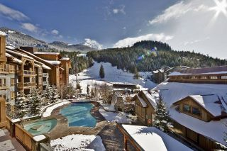 "Photo 1: 215C 2036 LONDON Lane in Whistler: Whistler Creek Condo for sale in ""LEGENDS"" : MLS®# R2312191"
