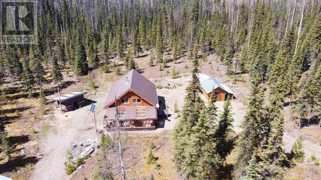 Main Photo: LOT 8 BOWRON LAKE ROAD in Quesnel: House for sale : MLS®# R2583629