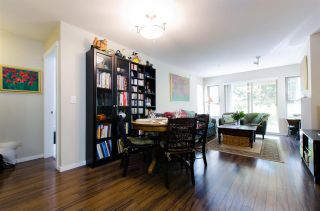 """Photo 3: 205 9339 UNIVERSITY Crescent in Burnaby: Simon Fraser Univer. Condo for sale in """"HARMONY"""" (Burnaby North)  : MLS®# R2113560"""
