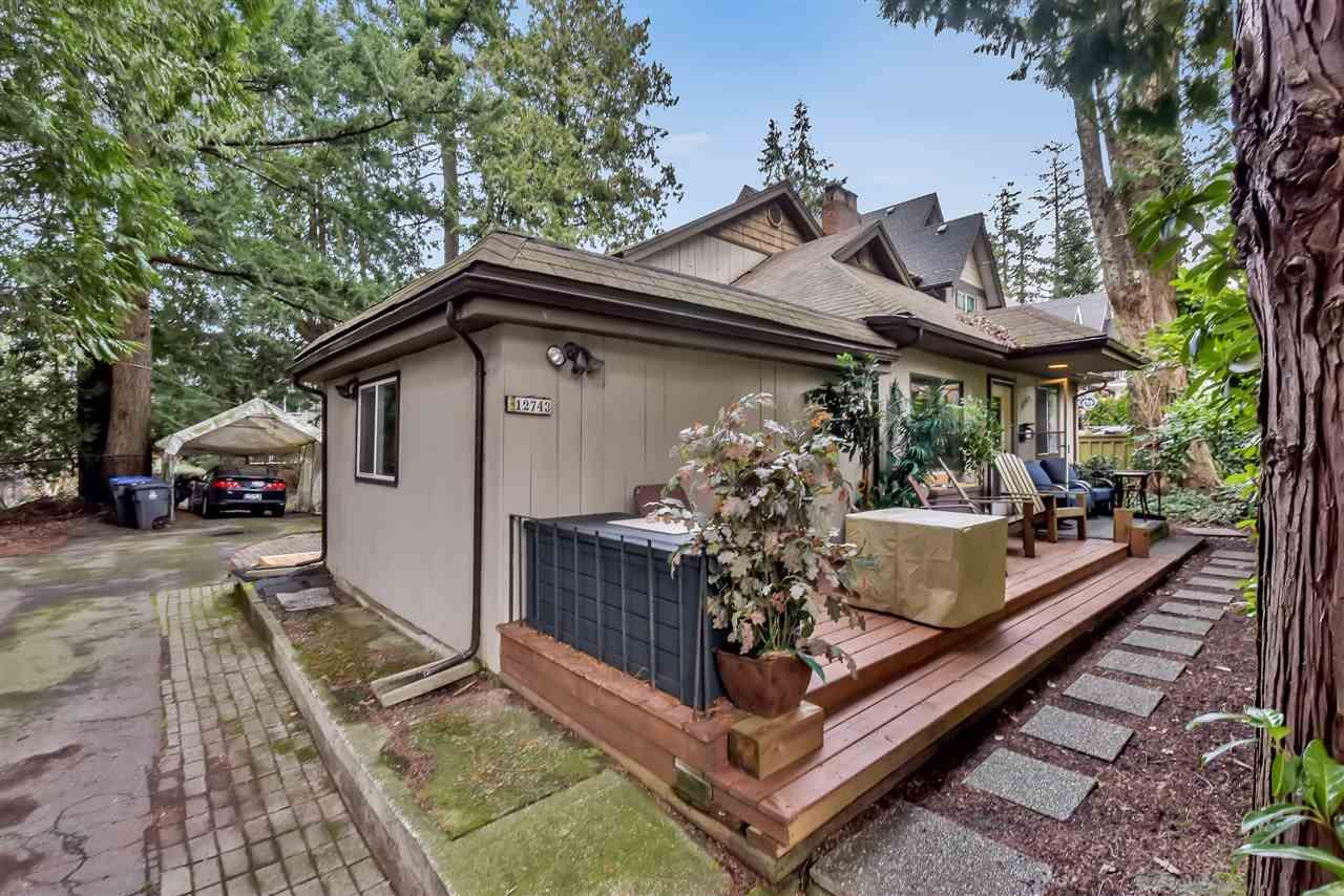 Main Photo: 12743 25 Avenue in Surrey: Crescent Bch Ocean Pk. House for sale (South Surrey White Rock)  : MLS®# R2533104