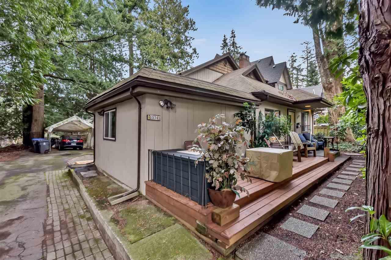 Main Photo: 12743 25 Avenue in Surrey: Crescent Bch Ocean Pk. House for sale (South Surrey White Rock)  : MLS®# R2533104