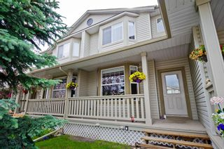 Photo 1: 205 2006 LUXSTONE Boulevard SW: Airdrie Row/Townhouse for sale : MLS®# A1010440