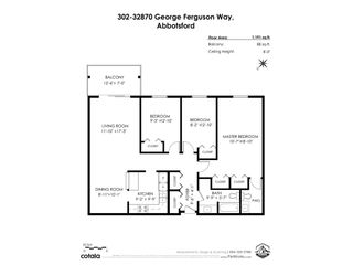 """Photo 25: 302 32870 GEORGE FERGUSON Way in Abbotsford: Central Abbotsford Condo for sale in """"Abbotsford Place"""" : MLS®# R2552546"""