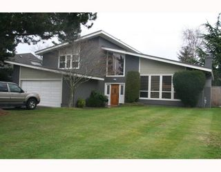 """Photo 1: 5132 GALWAY DR in Tsawwassen: Pebble Hill House for sale in """"PEBBLE HILL"""" : MLS®# V806368"""