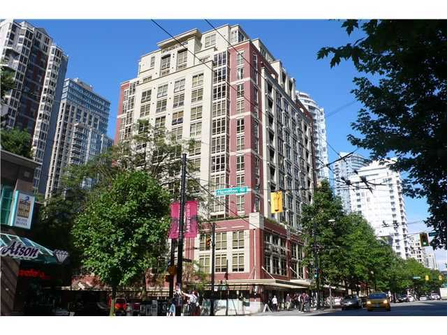 Main Photo: # 305 819 HAMILTON ST in Vancouver: Downtown VW Condo for sale (Vancouver West)  : MLS®# V916177
