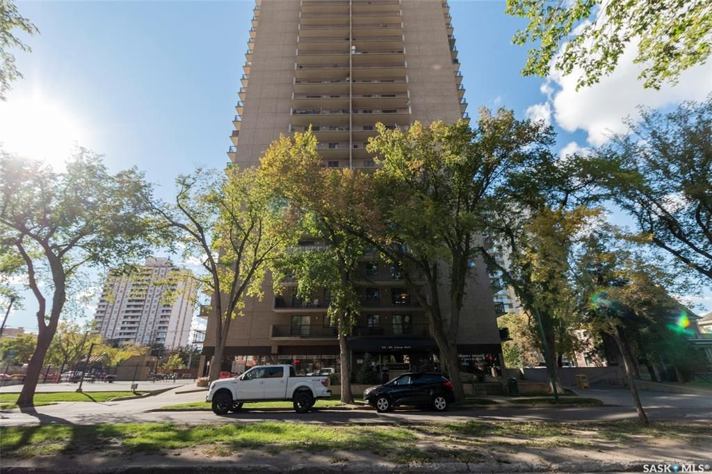 Main Photo: 1008 311 Sixth Avenue North in Saskatoon: Central Business District Residential for sale : MLS®# SK870722