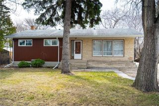 Photo 1: 50 Arden Avenue East in Winnipeg: St Vital Residential for sale (2C)  : MLS®# 1909047