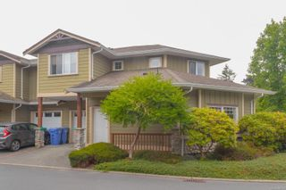 Photo 1: 102 951 Goldstream Ave in : La Langford Proper Row/Townhouse for sale (Langford)  : MLS®# 886212