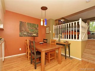 Photo 5: 1646 Myrtle Ave in VICTORIA: Vi Oaklands Row/Townhouse for sale (Victoria)  : MLS®# 701228