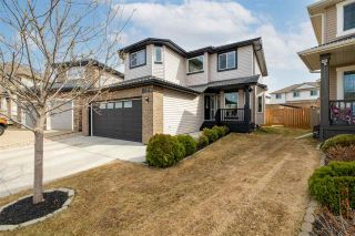 Photo 1: 8643 SLOANE Court in Edmonton: Zone 14 House for sale : MLS®# E4241166
