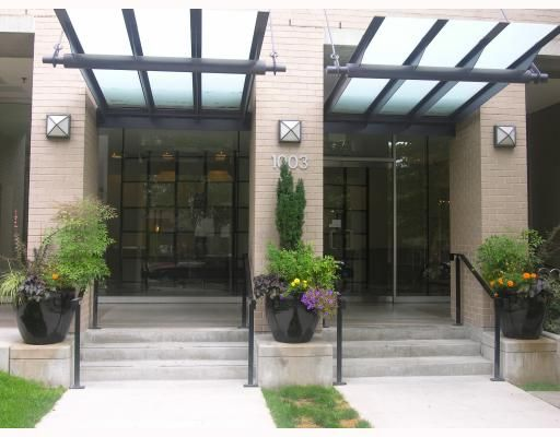 Main Photo: 304 1003 BURNABY Street in Vancouver: West End VW Condo for sale (Vancouver West)  : MLS®# V786418