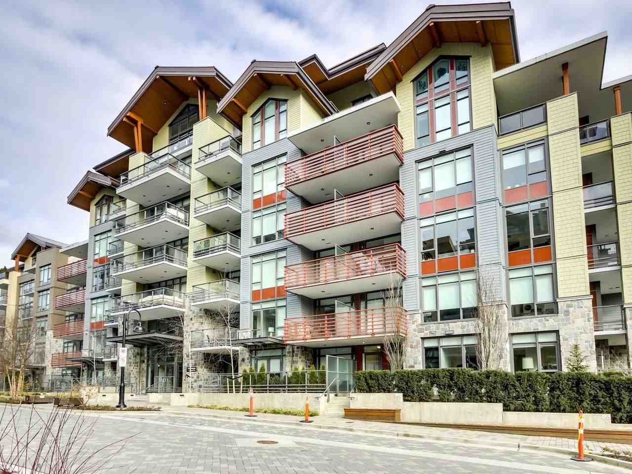 "Main Photo: 104 2738 LIBRARY Lane in North Vancouver: Lynn Valley Condo for sale in ""The Residences at Lynn Valley"" : MLS®# R2547486"