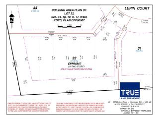 Photo 4: 2192 LUPIN COURT in Kamloops: Juniper Heights Lots/Acreage for sale : MLS®# 163824