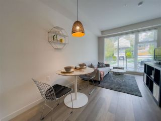 """Photo 2: 103 1012 AUCKLAND Street in New Westminster: Downtown NW Condo for sale in """"CAPITOL"""" : MLS®# R2571983"""