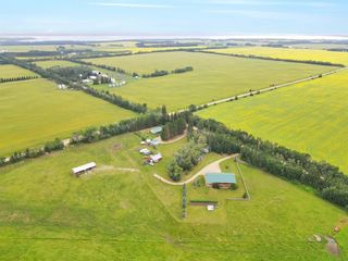 Main Photo: 38474 Range Road 21: Rural Red Deer County Agriculture for sale : MLS®# A1133560