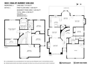 Photo 40: 9031 156A Street in Surrey: Fleetwood Tynehead House for sale : MLS®# R2615984