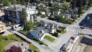 Photo 2: 801 DOGWOOD Street in Coquitlam: Coquitlam West 1/2 Duplex for sale : MLS®# R2582252