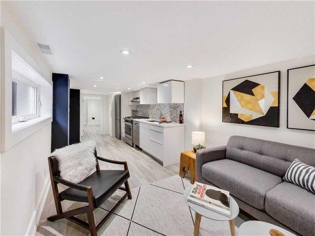 Photo 5: Photos: 601B Pape Avenue in Toronto: South Riverdale House (2 1/2 Storey) for lease (Toronto E01)  : MLS®# E4166068