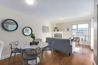 """Photo 3: 307 1858 W 5TH Avenue in Vancouver: Kitsilano Condo for sale in """"Greenwich"""" (Vancouver West)  : MLS®# R2326552"""