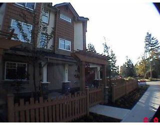 "Photo 2: 8717 159TH Street in Surrey: Fleetwood Tynehead Townhouse for sale in ""Springfield Gardens"" : MLS®# F2623924"