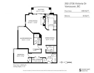 Photo 20: 202 2736 VICTORIA DRIVE in Vancouver: Grandview Woodland Condo for sale (Vancouver East)  : MLS®# R2416030