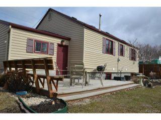 Photo 17: 44 Lavalee Road in WINNIPEG: St Vital Residential for sale (South East Winnipeg)  : MLS®# 1407650