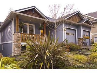 Photo 1: 2105 Bishops Gate in VICTORIA: La Bear Mountain House for sale (Langford)  : MLS®# 487689