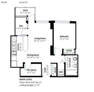 """Photo 18: 1902 111 W GEORGIA Street in Vancouver: Downtown VW Condo for sale in """"Spectrum 1"""" (Vancouver West)  : MLS®# R2467192"""