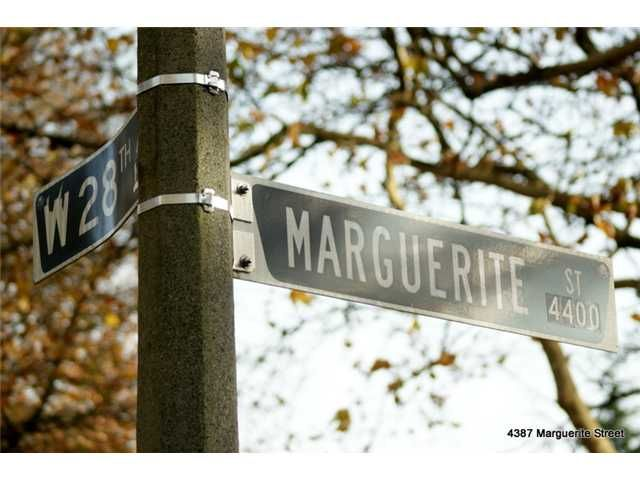 Photo 10: Photos: 4387 MARGUERITE ST in Vancouver: Shaughnessy House for sale (Vancouver West)  : MLS®# V1094390