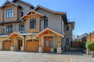 Main Photo: 4 2622 Shelbourne St in : Vi Oaklands Row/Townhouse for sale (Victoria)  : MLS®# 872786