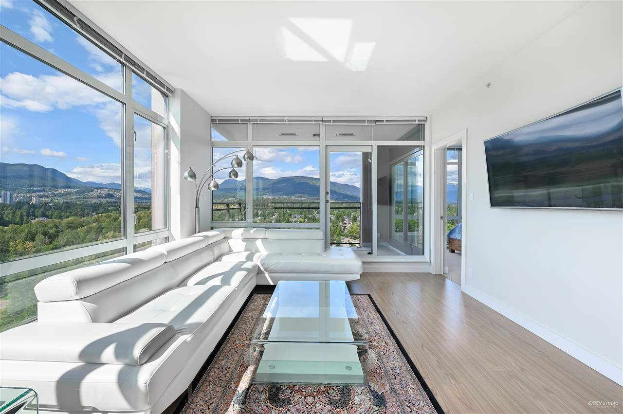 Photo 3: Photos: 2103 2789 SHAUGHNESSY Street in Port Coquitlam: Central Pt Coquitlam Condo for sale : MLS®# R2488534
