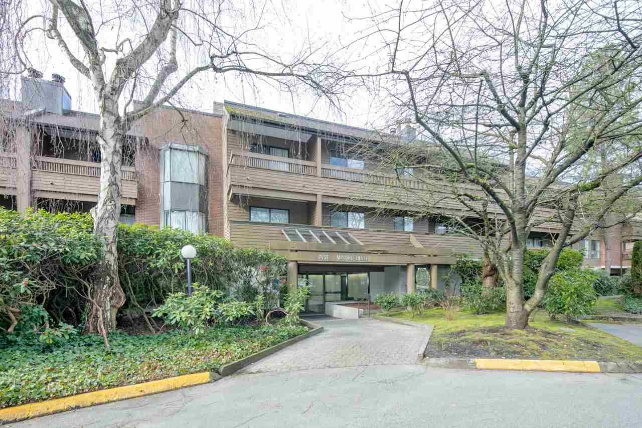 Main Photo: 240 7451 MINORU BOULEVARD in Richmond: Brighouse South Condo for sale : MLS®# R2537751