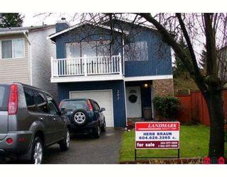 "Photo 1: 202 DAVIS in Langley: Aldergrove Langley House for sale in ""Springfield Village"" : MLS®# F2800953"