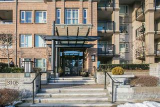 """Photo 2: 211 3105 LINCOLN Avenue in Coquitlam: New Horizons Condo for sale in """"LARKIN HOUSE"""" : MLS®# R2140315"""