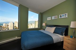 """Photo 14: 1206 1277 NELSON Street in Vancouver: West End VW Condo for sale in """"THE JETSON"""" (Vancouver West)  : MLS®# V858703"""