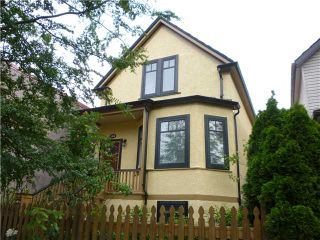 Photo 1: 886 KEEFER Street in Vancouver: Mount Pleasant VE House for sale (Vancouver East)  : MLS®# V835881
